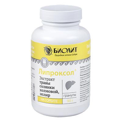 Липроксол 11,3 см